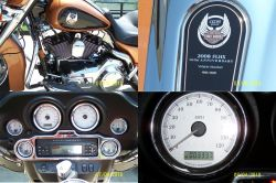 2008 Harley Davidson FLHX Street Glide105th Anniversary Edition