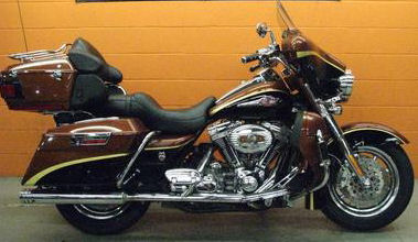 2008 Harley Davidson FLHTCUSE3 Screamin Eagle Electra Glide Ultra Classic
