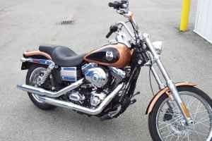2008 HARLEY DAVIDSON  DYNA WIDE GLIDE Low Rider Lowrider