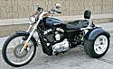 2008 harley davidson XL1200 trike