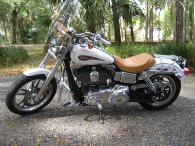 2008 Harley Dyna Lowrider