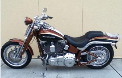 2008 Harley Springer Softail Screaming Eagle