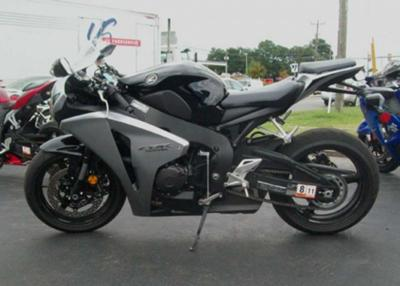 2008 HONDA CBR 600 BLACK SILVER
