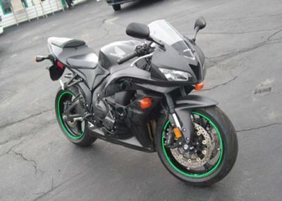 2008 HONDA CBR 600 BLACK