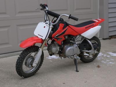 2008 Honda CRF 250