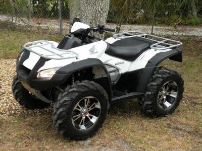 2008 HONDA RINCON 680 4X4 (photo is example only, call for pictures)