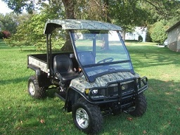 2008 John Deere Gator 620i XUV Camo Edition with 4WD (this photo is for example only; please contact seller for pics of the actual motorcycle or ATV in this classified)