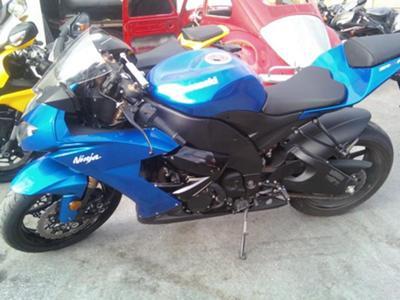 2008 Kawasaki Ninja 1000