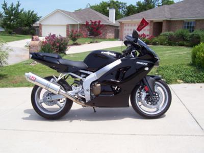 2008 Kawasaki ZZR 600 for Sale