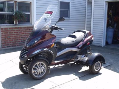 2008 piaggio mp3 for sale. Black Bedroom Furniture Sets. Home Design Ideas