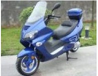 2008 Roketa MC-54 250B Scooter