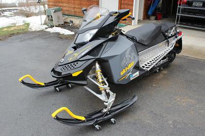 2008 Ski-Doo MXZ 800R Snowmobile (this motorcycle is for example only; please contact seller for pics of the actual used Snow Mobilefor sale)