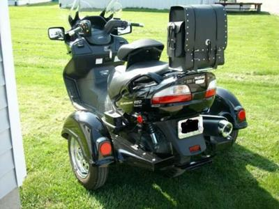 2008 Suzuki Burgman 650 ExecutiveTrike