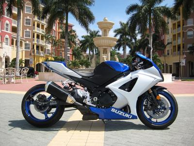2008 SUZUKI GSXR 1000 for Sale - IMMACULATE