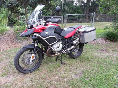 2009 BMW 1200 GSA GS Adventure Motorcycle for Sale by Owner in FL Florida