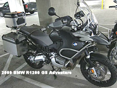 2009 bmw r1200gs adventure for sale. Black Bedroom Furniture Sets. Home Design Ideas