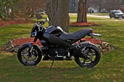 Gary's 2009 Buell XB12Ss motorcycle (this photo is for example only; please contact seller for pics of the actual motorcycle for sale in this classified)