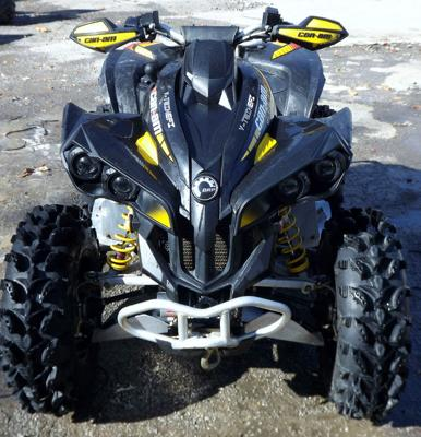 2009 can am bombardier renegade 800r for sale. Black Bedroom Furniture Sets. Home Design Ideas