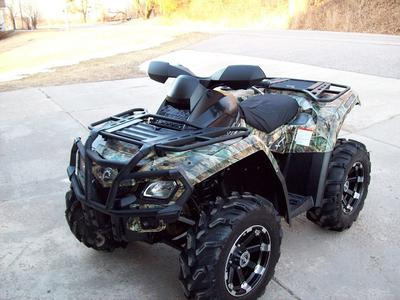 2009 Can Am Outlander XT 800R 4x4  for sale by owner in NY New York