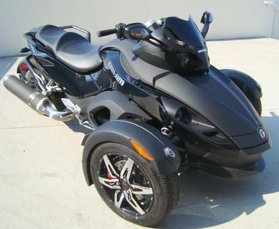 2009 can am spyder phantom for sale. Black Bedroom Furniture Sets. Home Design Ideas