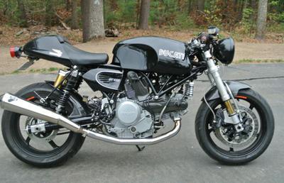 2009 Ducati Sportclassic GT 1000