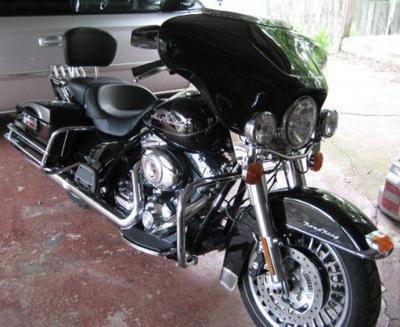 2009 Harley Davidson FLHR Road King for Sale
