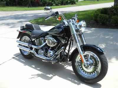 2009 Harley Davidson Softail Custom For Sale by owner in Florida