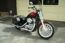 2009 Harley Davidson  Sportster Low