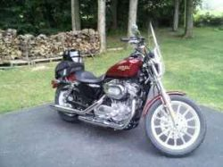 2009 Harley Davidson Sportster XL883L