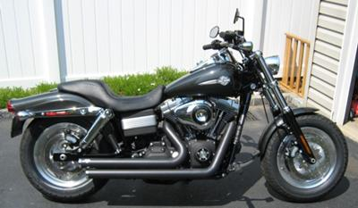 2009 Harley Dyna Fat Bob FXDF