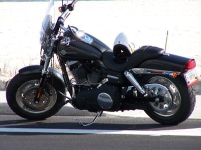 2009 Harley Fat Bob FXDF