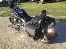 2009 Harley Davidson Fatboy (this photo is for example only; please contact seller for pics of the actual motorcycle for sale in this classified)