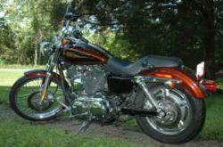 2009 Harley Davidson Sportster 1200