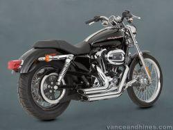 2009 Harley Davidson XL Sportster