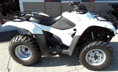 Cheap Used Tires Near Me >> 2009 Honda FourTrax Rancher for Sale