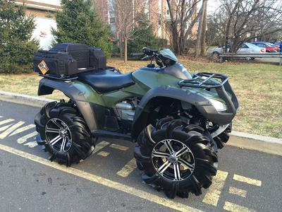 2009 Honda RINCON 680 EFI (this photo is for example only; please contact seller for pics of the actual used Honda Rincon for sale in this classified)