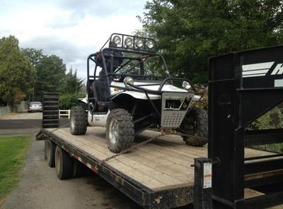2009 Joyner Trooper 4X4 ATV