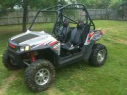 2009 Polaris RZRs (example only; please contact seller for pics)