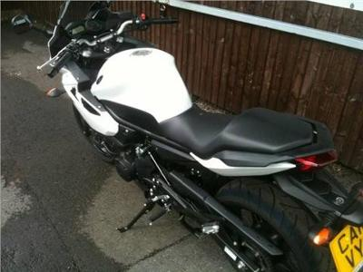 2009 Yamaha Diversion XJ for Sale by owner