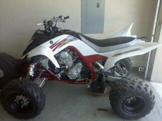2009 Yamaha RAptor 700