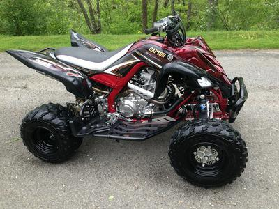 2009 Yamaha Raptor Special Edition (this photo is for example only; please contact seller for pics of the actual quad ATV for sale in this classified)