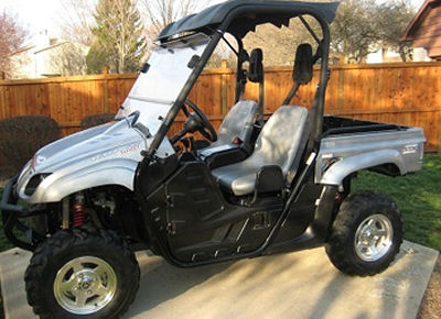 2009 yamaha rhino 700 sport edition for sale schedule your appointment to buy today. Black Bedroom Furniture Sets. Home Design Ideas