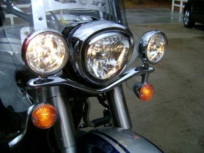 2009 Yamaha V Star 1300 Tourer