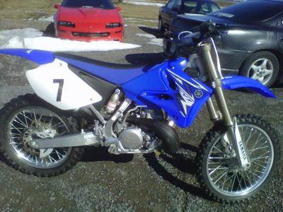 2009 Yamaha Yz 250 For Sale