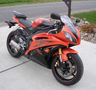 2009 YZF R6 Yamaha for sale by owner in OH Ohio