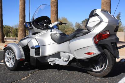 2010 Can-Am Spyder RT (this photo is for example only; please contact seller for pics of the actual CanAm for sale in this classified)