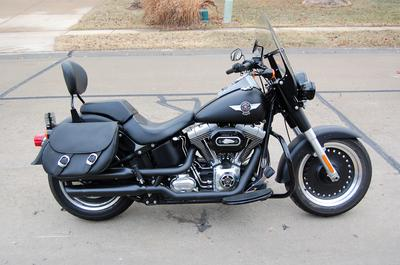 2010 Harley Davidson FLSTFB FatBoy for sale by owner in MO Missouri