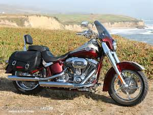 2010 Harley Davidson Softail CVO Motorcycle Soft Tail