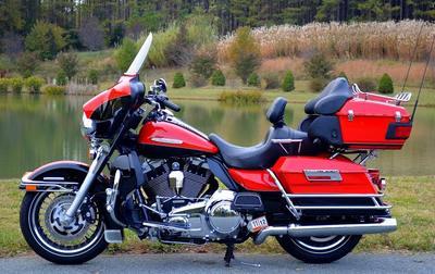 2010 Harley Davidson Ultra Limited Electra Glide