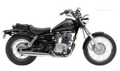2010 Honda Rebel 250 For Sale